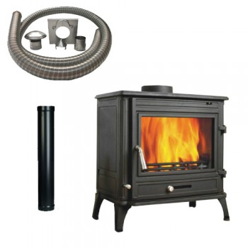 12kw Boiler Stove And Flue Liner Kit