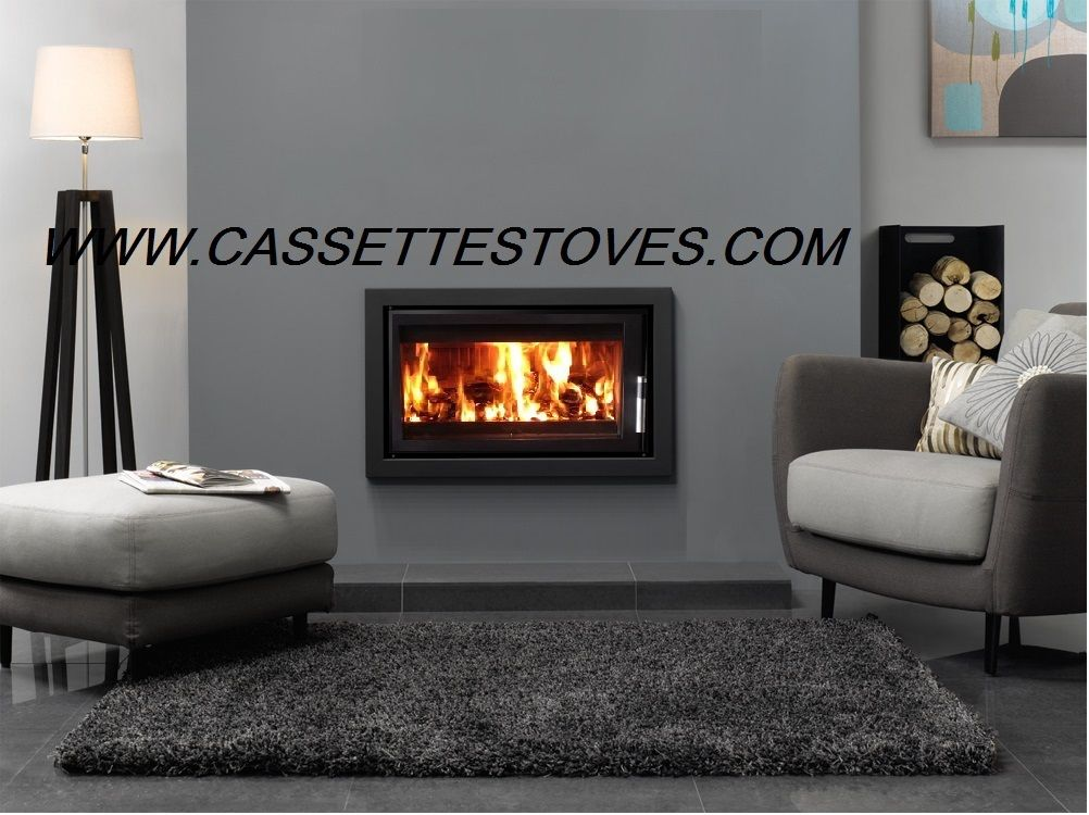 Cassette Stoves With External Air Supply